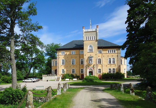 Borstorp slott